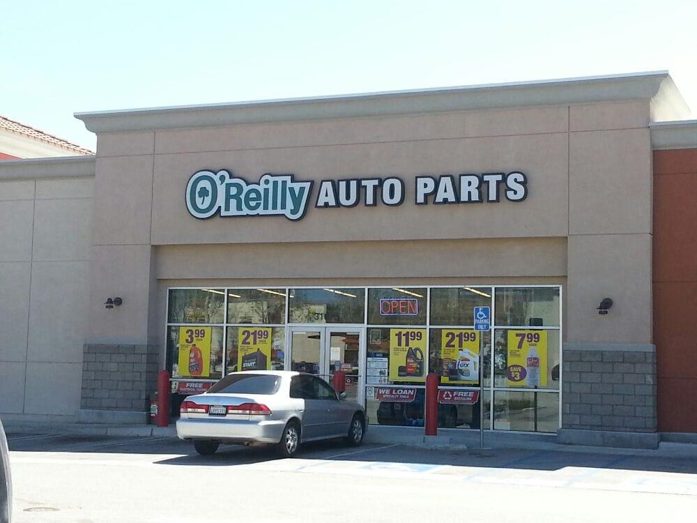 O'Reilly Auto Parts: 31675 Castaic Rd, Castaic, CA