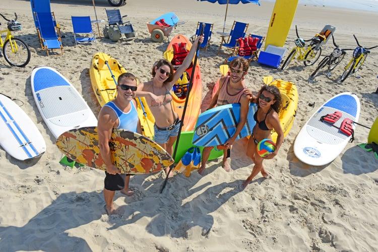 Ocean Atlantic Rentals: 40809 NC Hwy12, Avon, NC