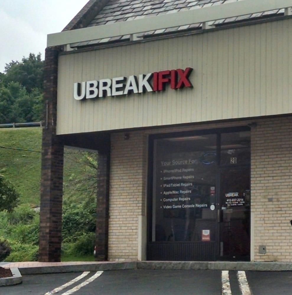 uBreakiFix - 20 Reviews - Electronics Repair - 4885 McKnight Rd