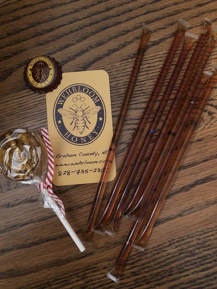 Wehrloom Honey: 257 Willie Colvin Rd, Robbinsville, NC