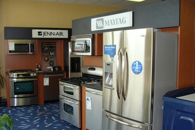 Dependable Maytag Home Appliance Center 21 Reviews