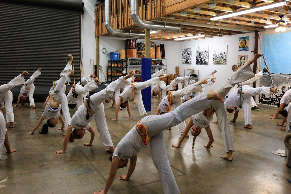 Capoeira Luanda Houston: 316 Pecore St, Houston, TX