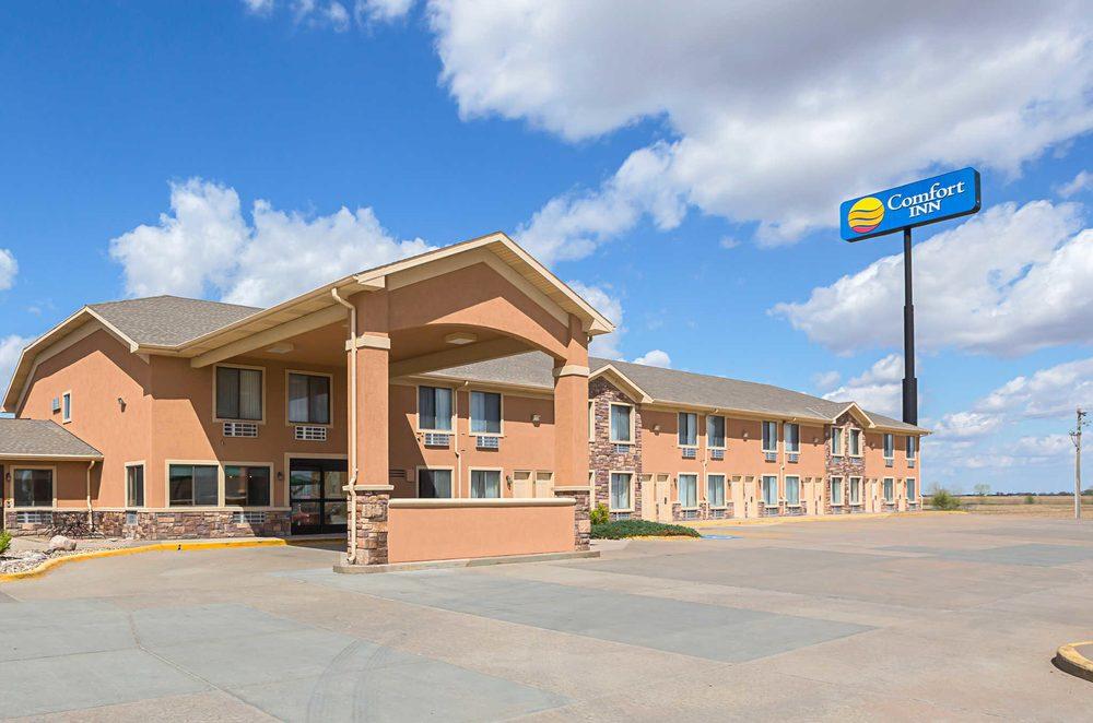 Comfort Inn: 3815 S Lincoln Ave, York, NE