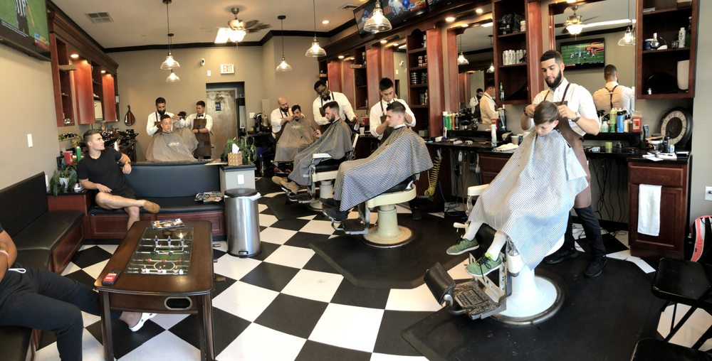 Legacy Barber Shop: 27 Crystal St, East Stroudsburg, PA