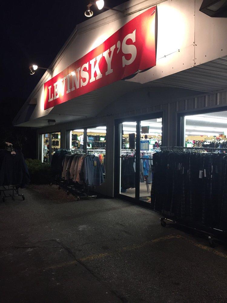 Levinsky's: 693 Roosevelt Trl, Windham, ME