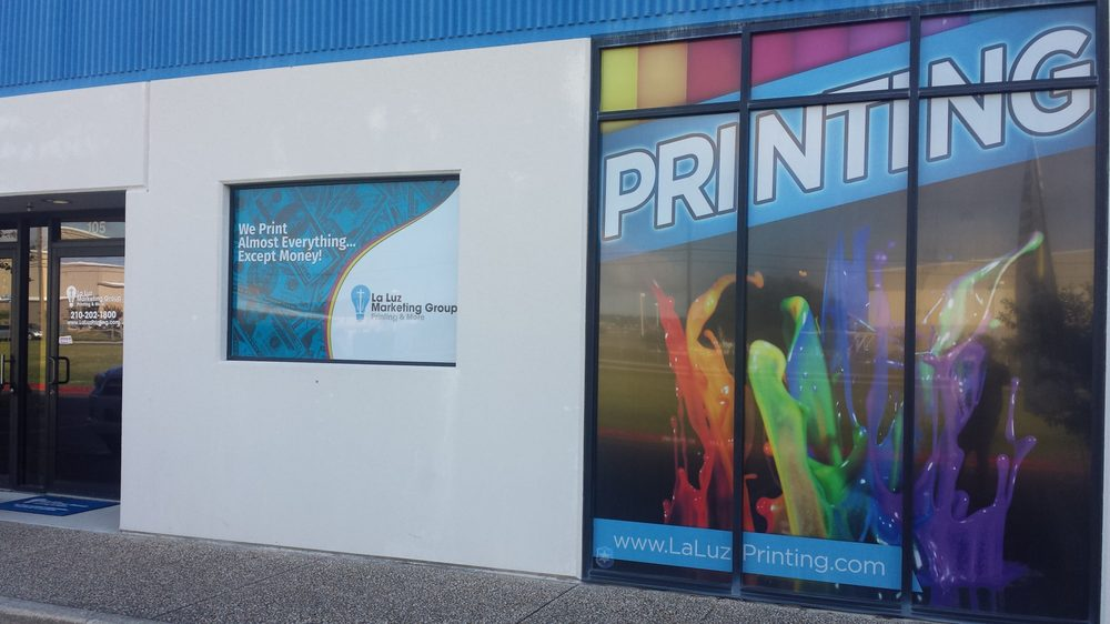 La Luz Printing Company