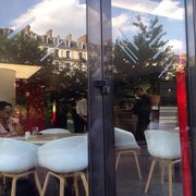 Café Branly - Paris, France