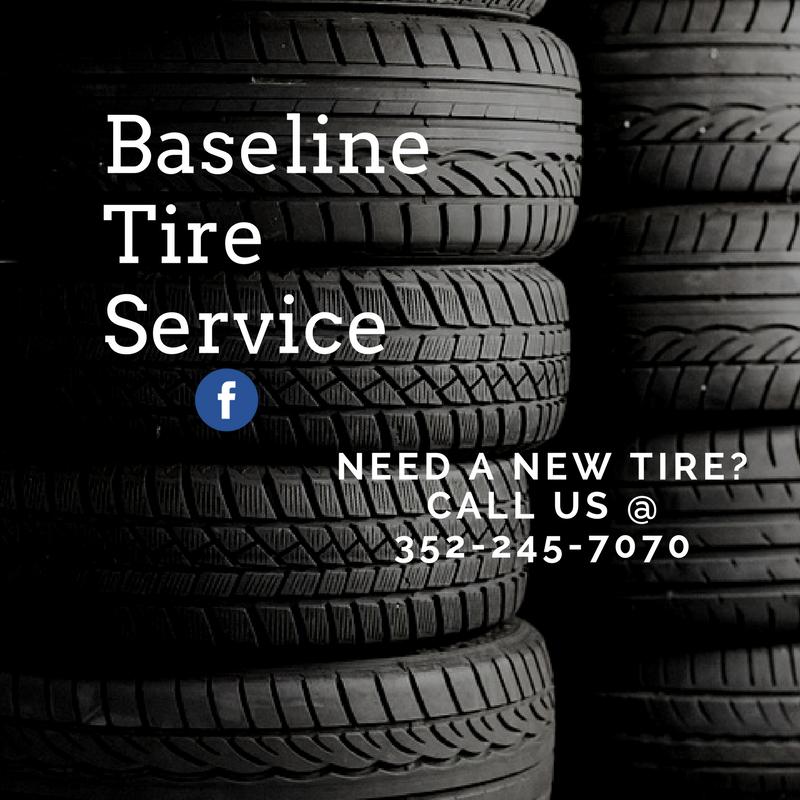 Baseline Tire Service: 10950 SE US Hwy 441, Belleview, FL