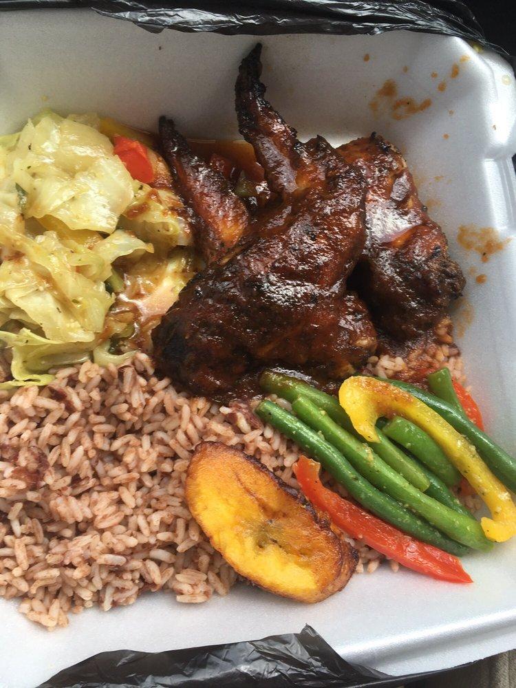 Little Jamaica: Authentic Jamaican Cuisine and Catering: 917 Laney Walker Blvd, Augusta, GA