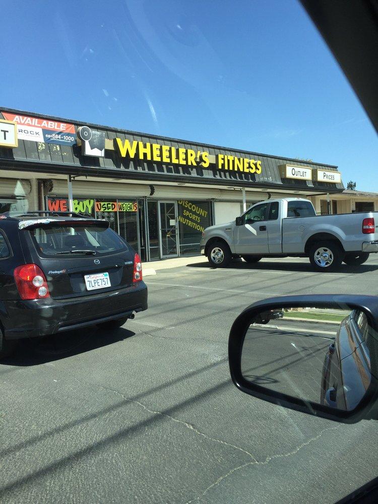 Wheeler's Fitness Equipment: 206 Bernard St, Bakersfield, CA