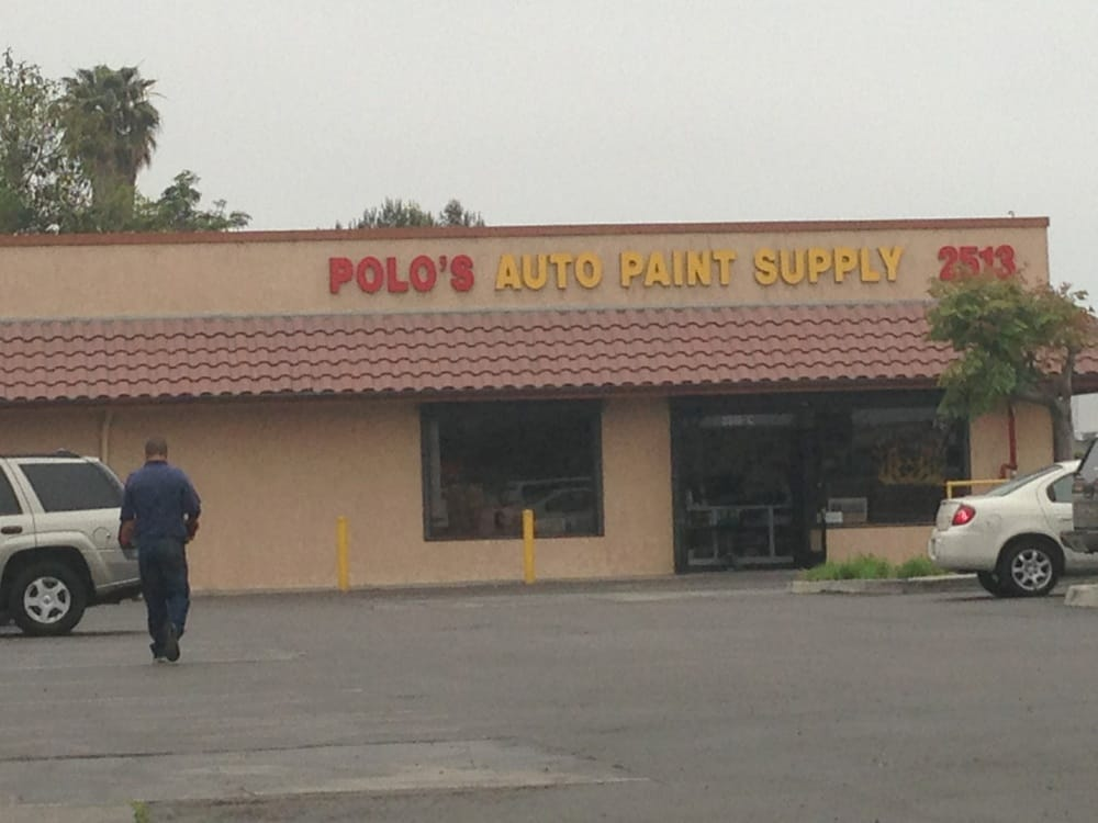 Polo s auto paint supply auto parts supplies 2513 for Automotive paint suppliers