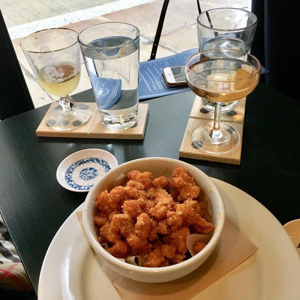 The Warren Bar and Burrow
