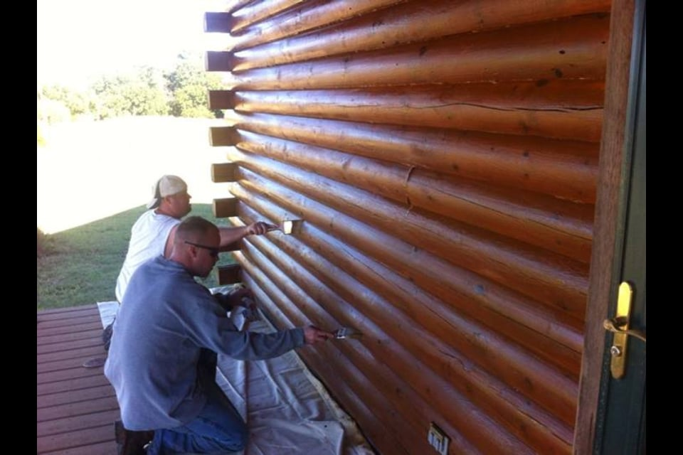 TKO Log Home Repairs: Gore, OK