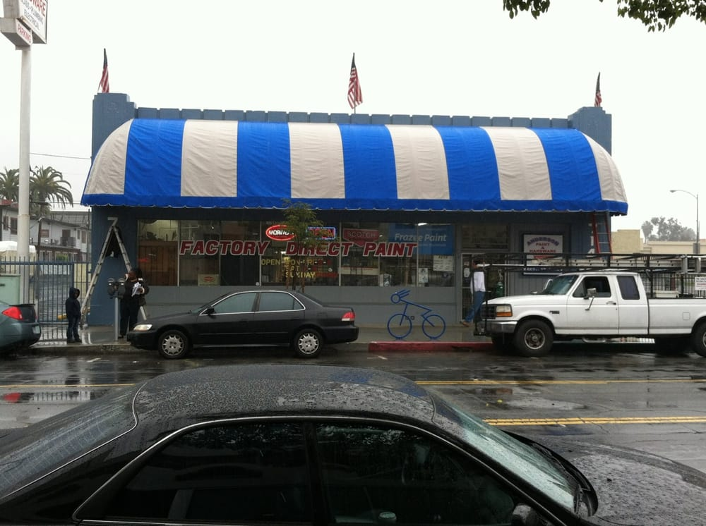 Store Front New Awning Yelp