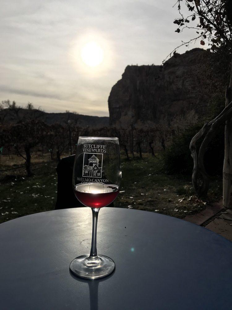 Sutcliffe Vineyards: 12174 Rd G, Cortez, CO