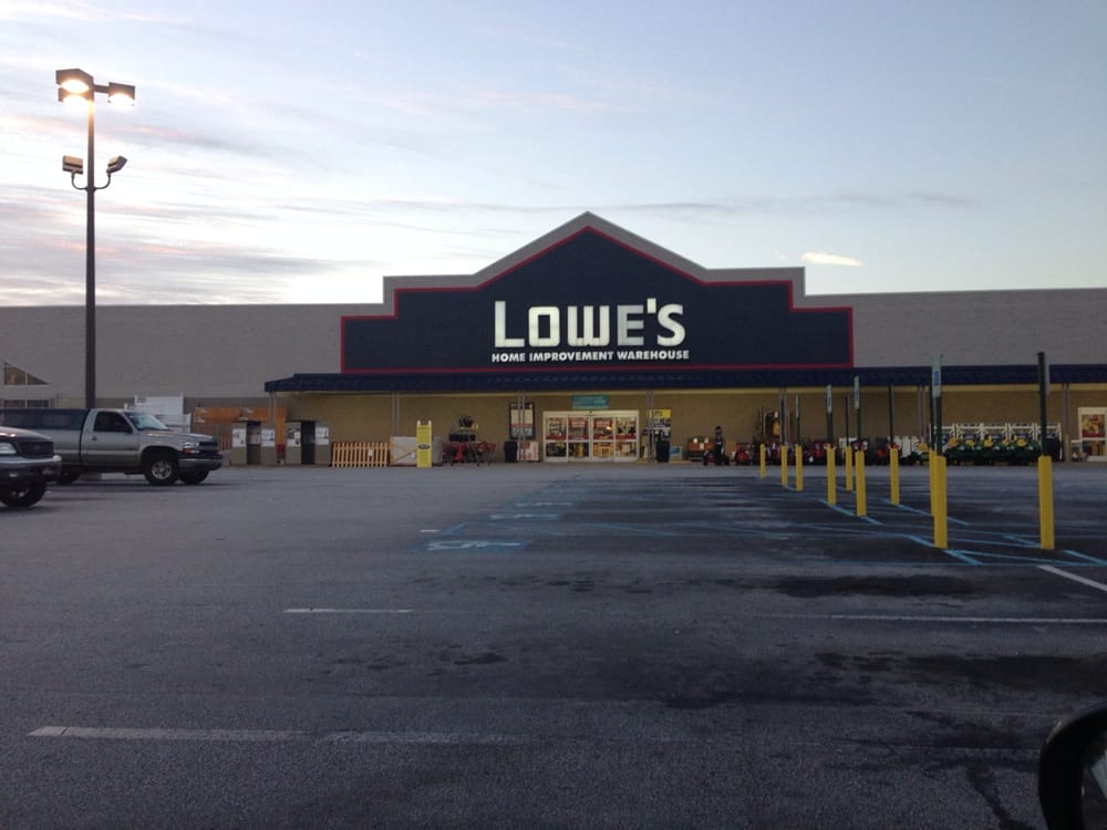Lowe's Home Improvement: 513 Bypass 72 NW, Greenwood, SC