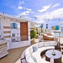 Photo Of Sense Beach House Miami Fl United States Rooftop