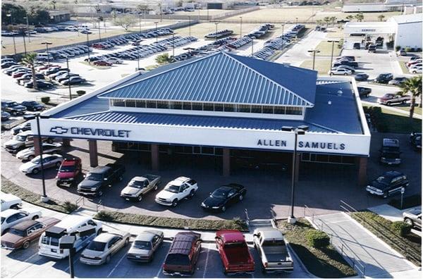 Allen Samuels Chevrolet 2118 S Padre Island Dr At Crosstown Corpus Christi,  TX Car Service   MapQuest