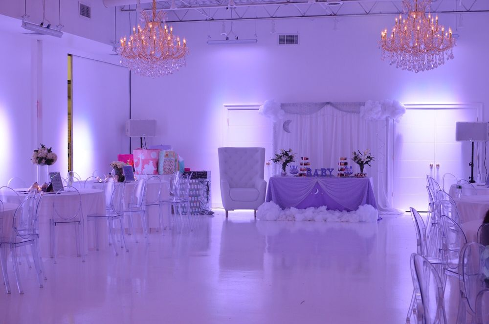 Baby Shower Backdrop Rentals Near Me ~ Lights on kent photos venues event spaces