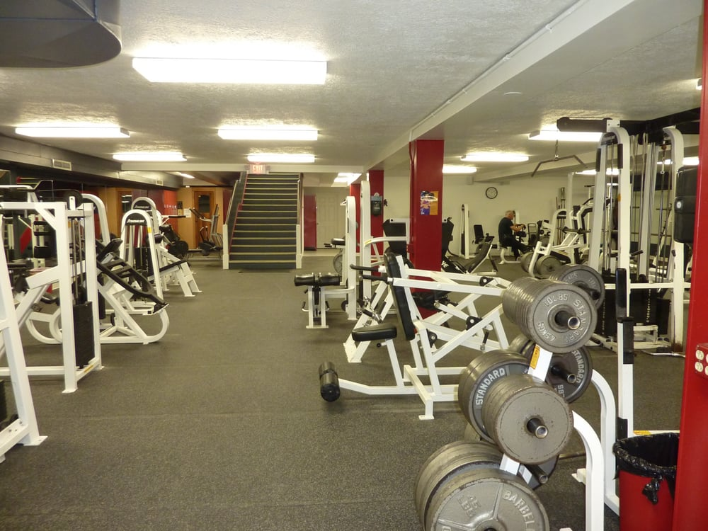 Body Systems Fitness: 106 W Lincoln Ave, McDonald, PA