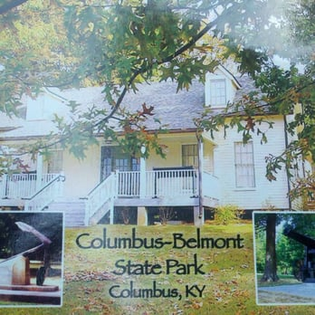 Columbus Belmont State Park Parks 350 Park Rd
