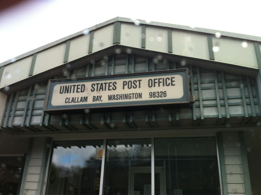 US Post Office: 17203 Highway 112, Clallam Bay, WA