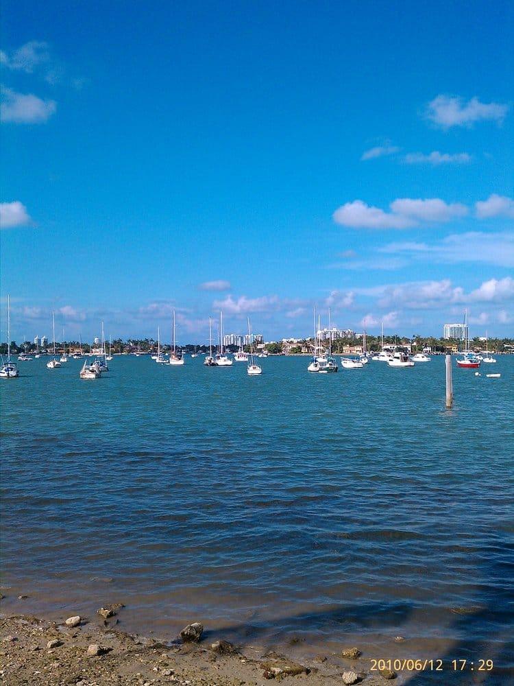 Miami Outboard Club: 1099 MacArthur Cswy, Miami, FL