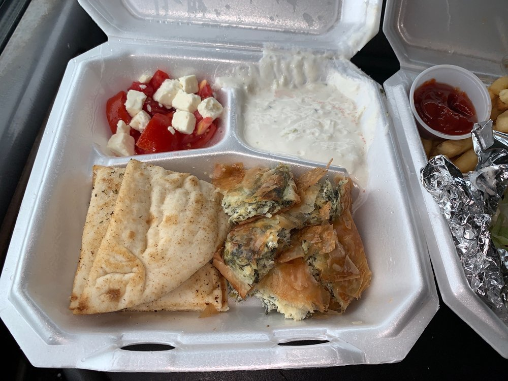 Jimmy's Famous Greek & America Food: 4020 W New Haven Avenue, Melbourne, FL