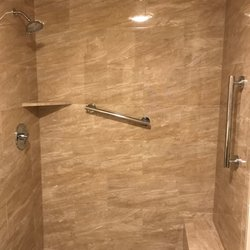 Photo Of Martinez Tile Santa Barbara Ca United States Wonderful New Shower