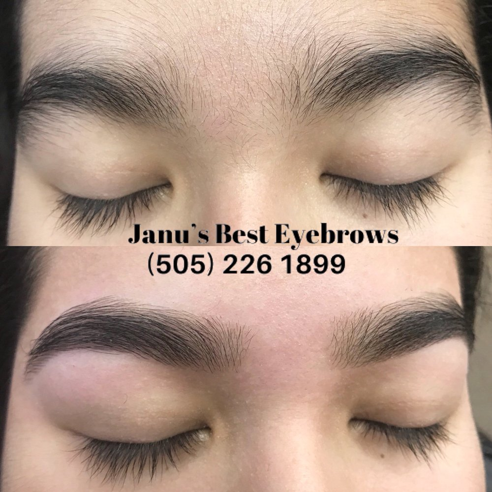 Janu's Best Eyebrows: 3301 Coors Blvd NW, Albuquerque, NM