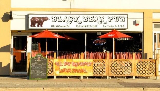 The Black Bear Pub