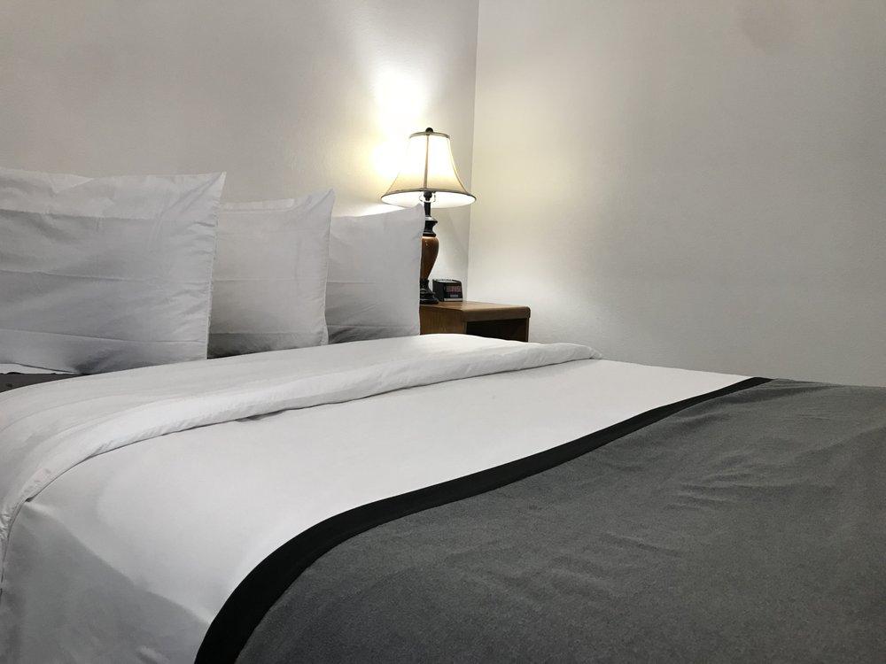 Sage Motel: 1227 S Summit Ave, Newcastle, WY