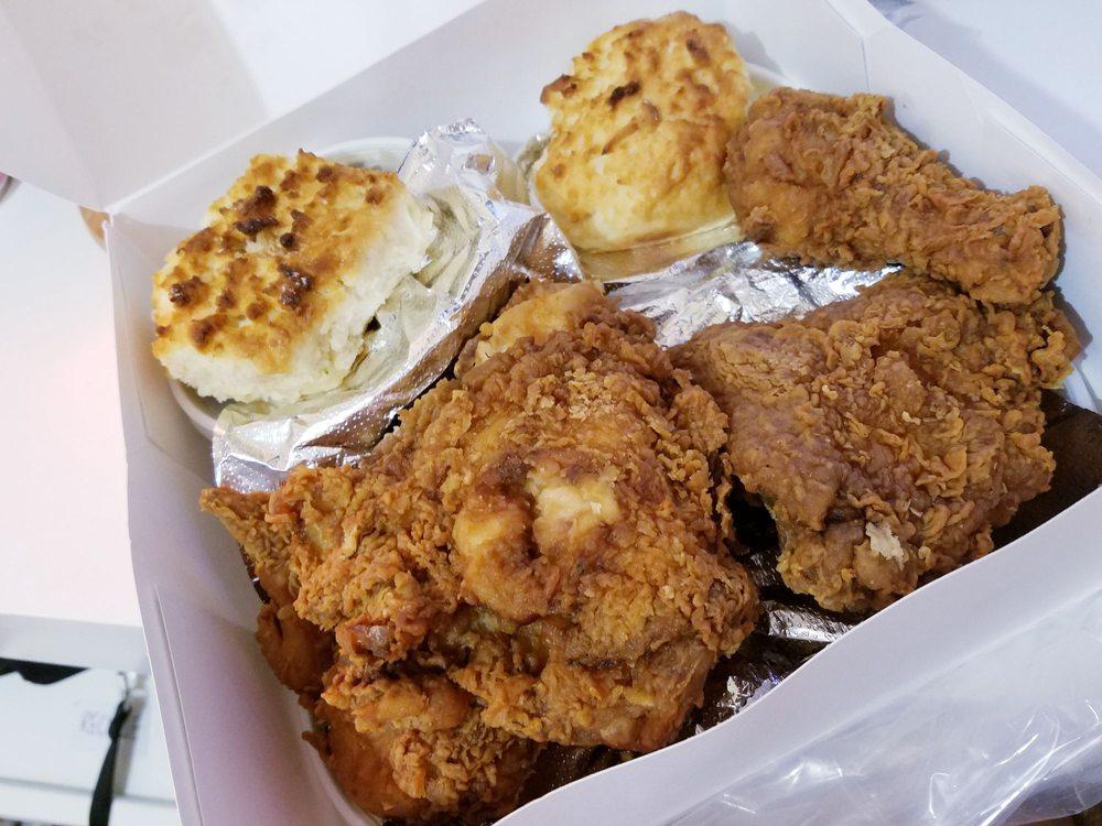 Babe's Chicken Dinner House: 1456 Belt Line Rd, Garland, TX