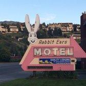 Rabbit Ears Motel Hotel R