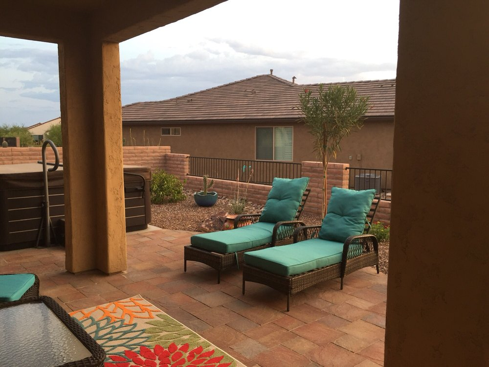 Top Notch Landscape: 2250 W Quail Way, Amado, AZ