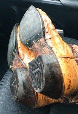 Webb's Shoe Repair No 1: 12 N Caddo St, Cleburne, TX