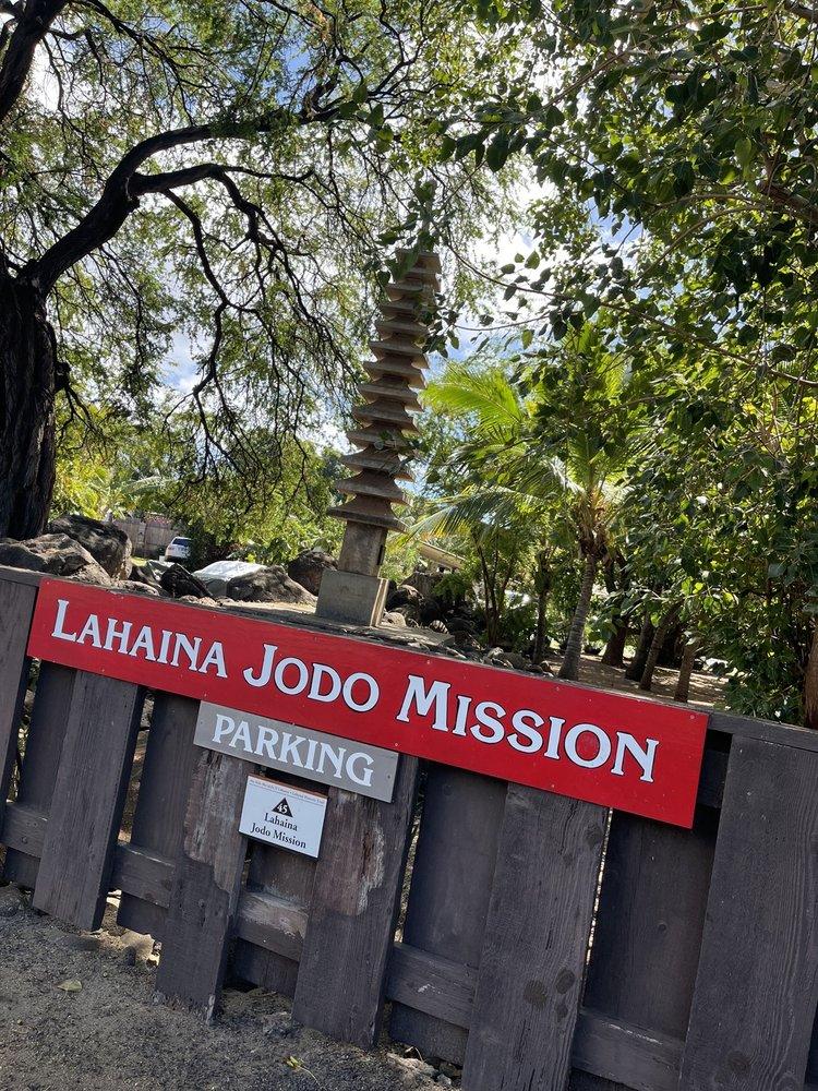 Lahaina Jodo Mission: 12 Ala Moana St, Lahaina, HI