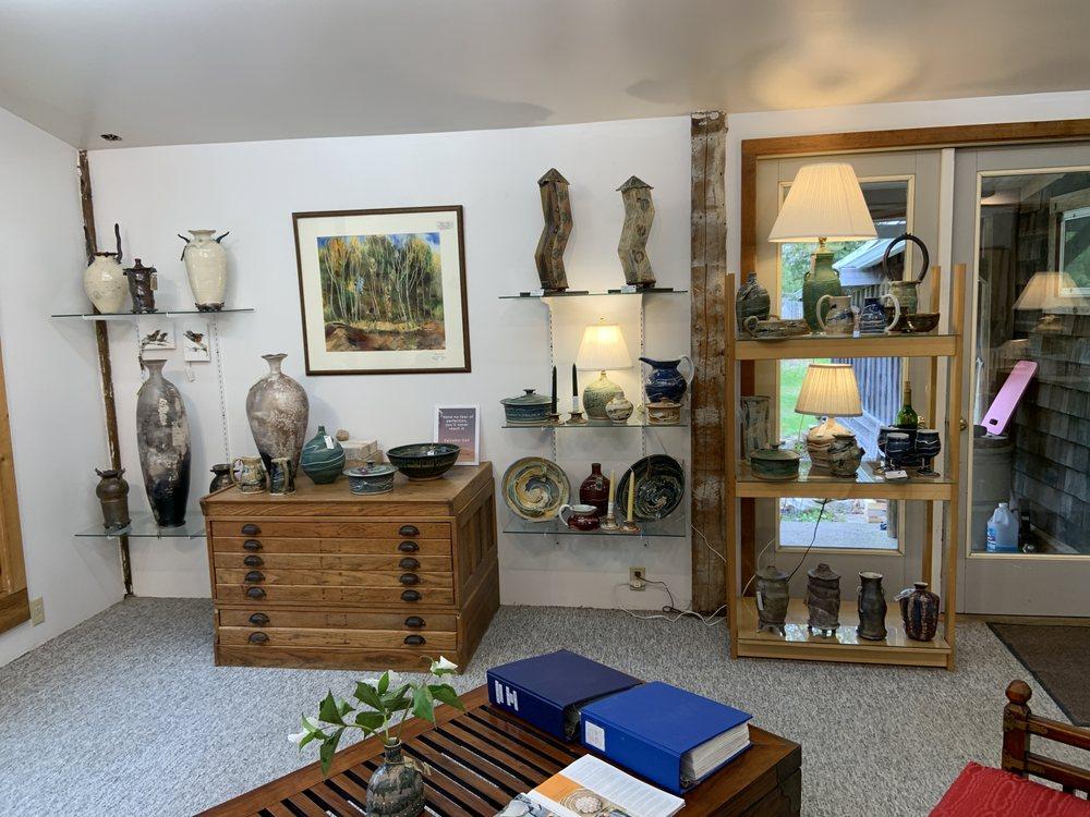 Ellison Bay Pottery Studios: 12156 Garrett Bay Rd, Ellison Bay, WI