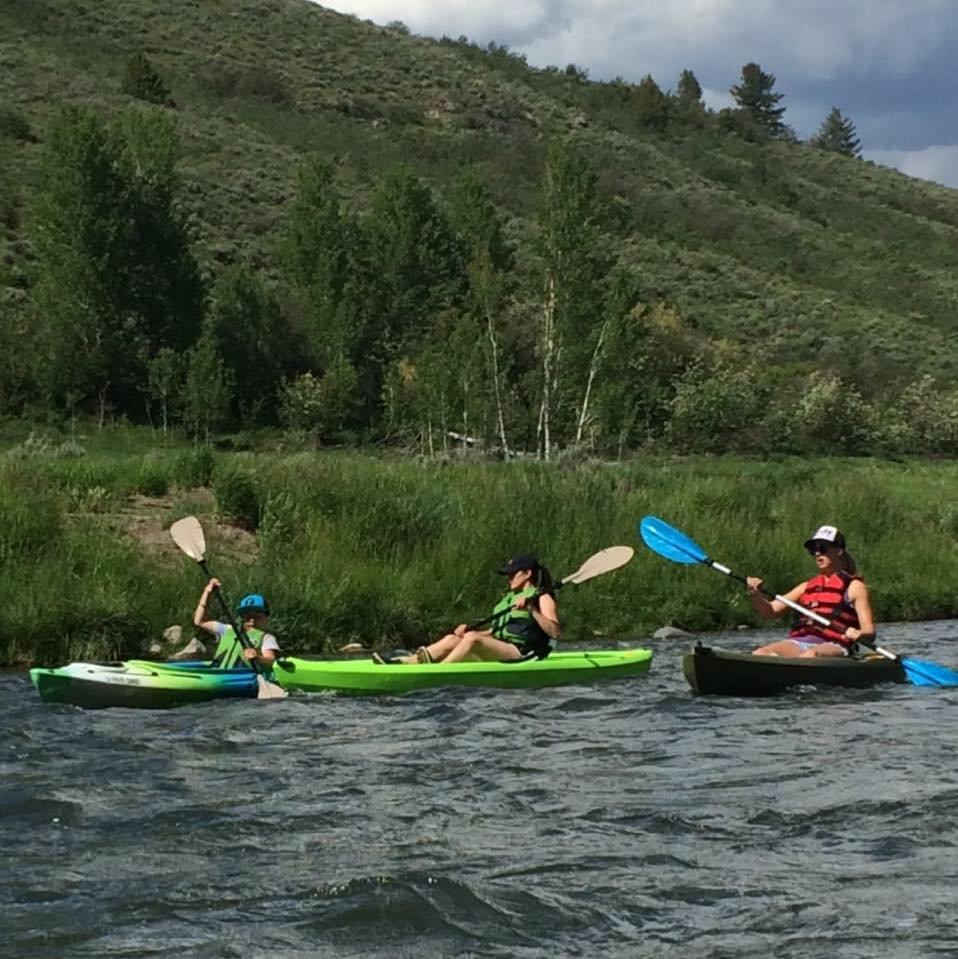 Rapid River Rentals: 265 S Hwy 20, Ashton, ID