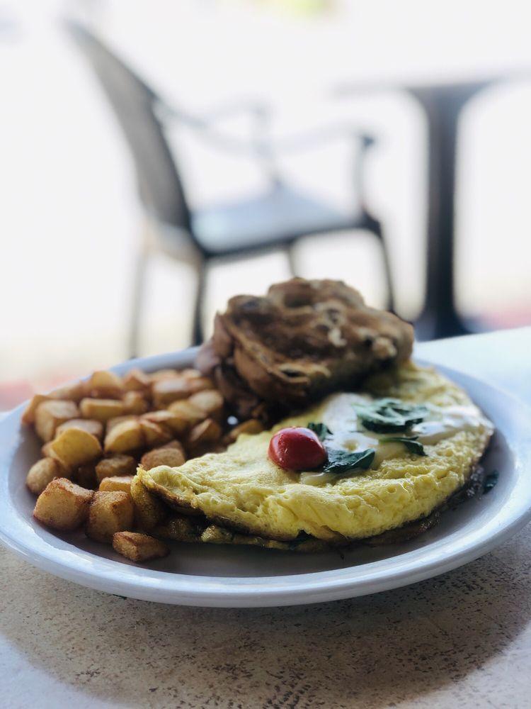 Reveille Coffeehouse Cafe: 5885 Cumming Hwy, Sugar Hill, GA