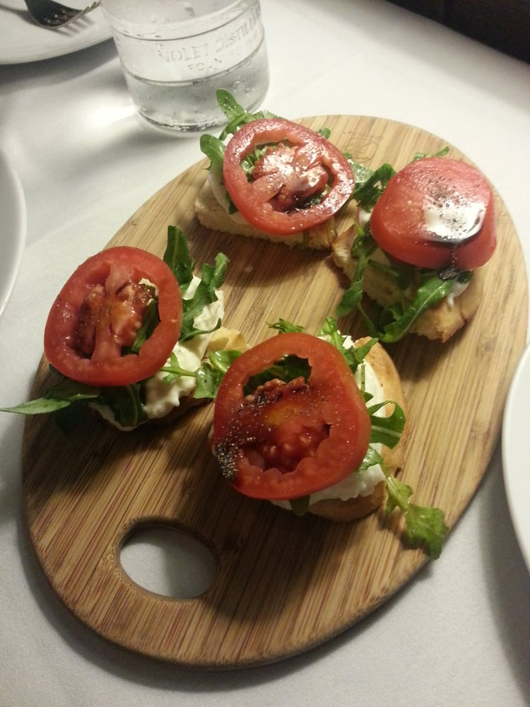 Organic Italian Restaurant In Campbell