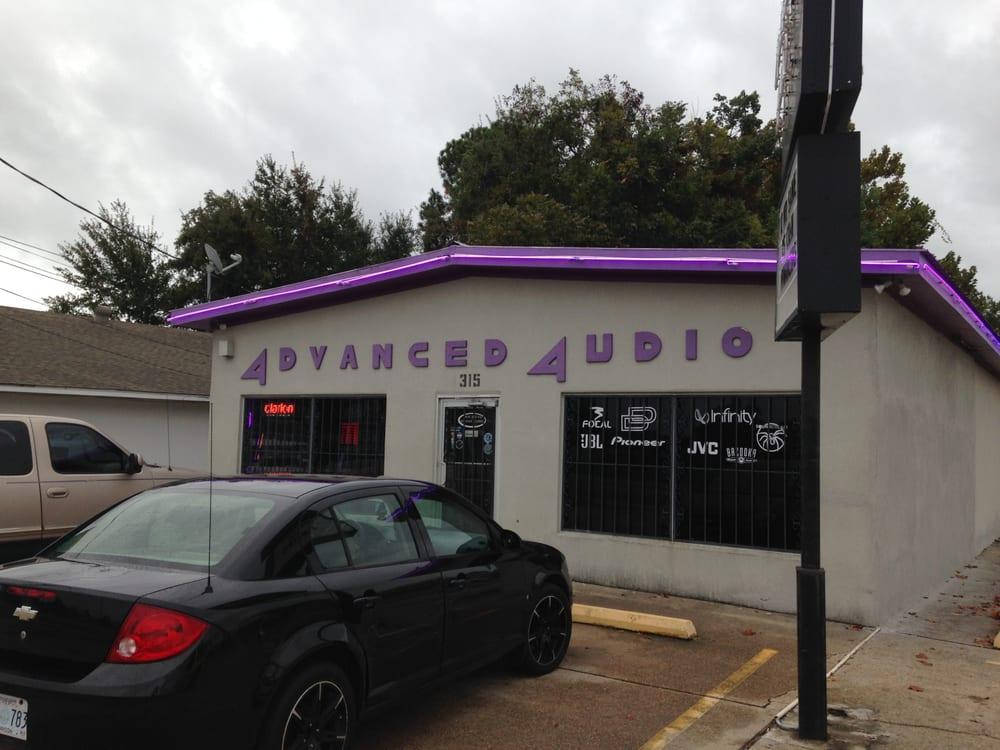 Advanced Audio: 315 Pass Rd, Gulfport, MS