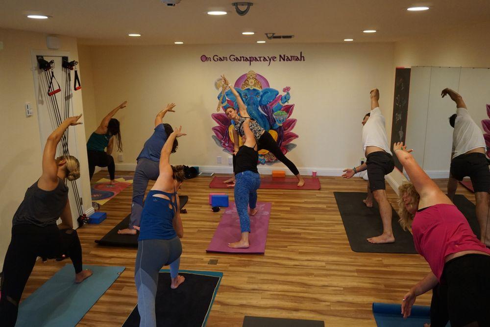 Heart + Soul Fitness and Yoga: 8040 B Soquel Dr, Aptos, CA