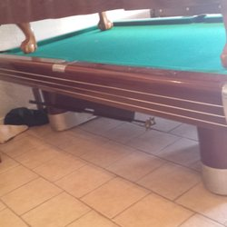 AAAA Pool Table Repair Pool Billiards State St East - Pool table assembly near me