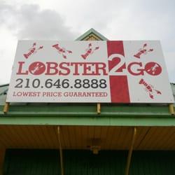 Lobster2go logo
