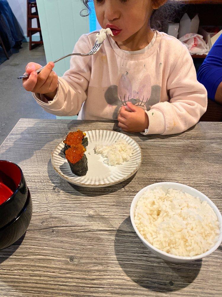 Nori Sushi Grill & Sake Bar: 761 8th St, Arcata, CA