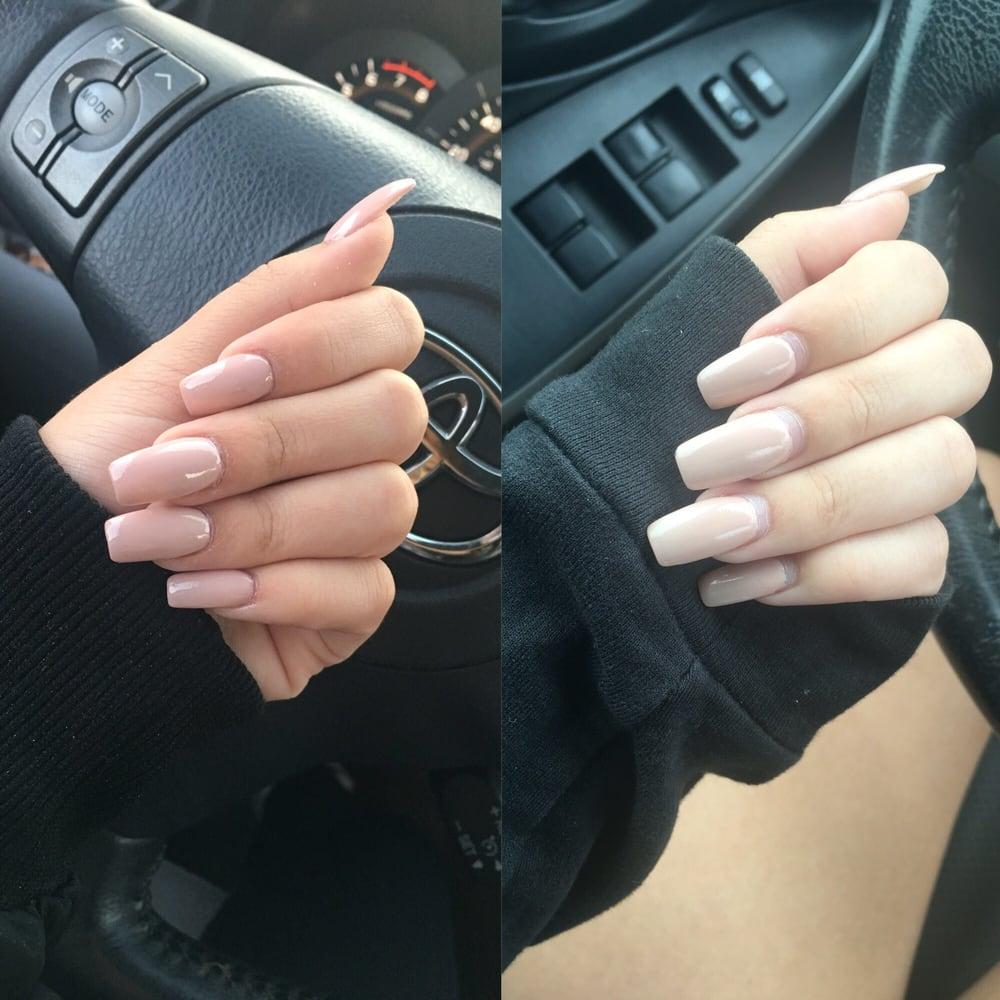 Three week old nails. No chips. No cracks. No lost nails. Satisfied ...