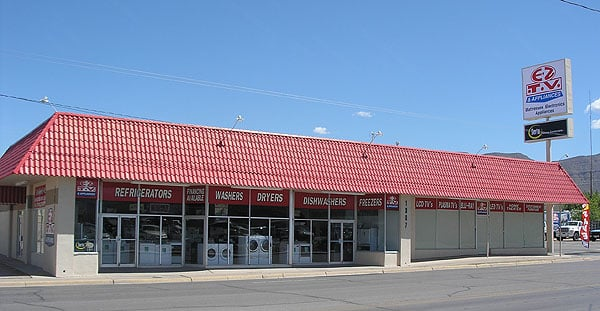 EZ TV & Appliances: 1307E 10th St, Alamogordo, NM