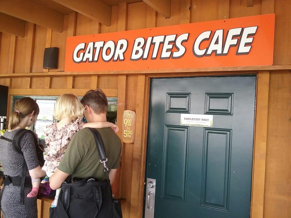 Gator Bites & Frog Legs