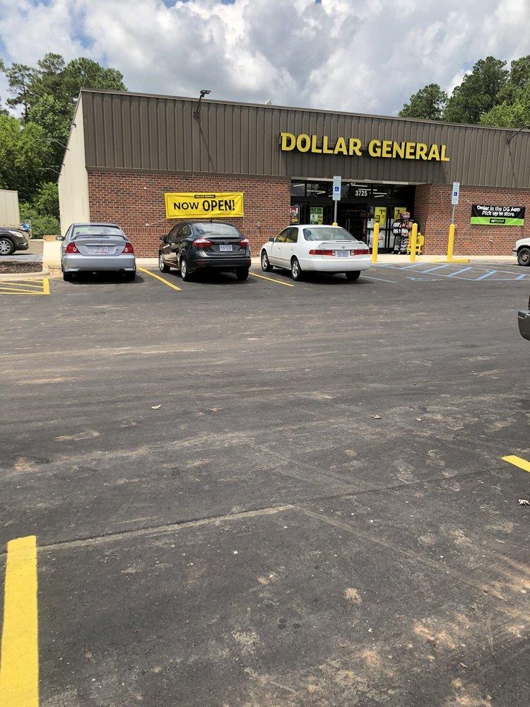 Dollar General: 103 Wade Ave, Louisburg, NC